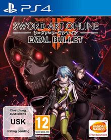 Verpackung von Sword Art Online: Fatal Bullet [PS4]