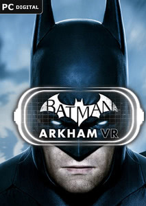 Packaging of Batman: Arkham VR [PC]