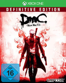 Verpackung von DmC: Devil May Cry Definitive Edition [Xbox One]