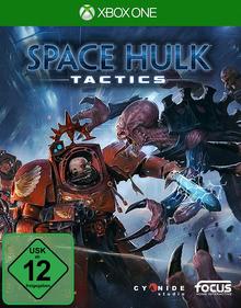 Verpackung von Space Hulk: Tactics [Xbox One]