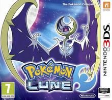 Emballage de Pokemon Lune [3DS]