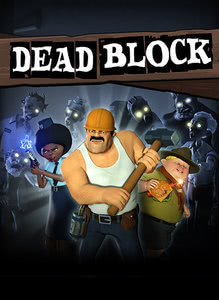 Verpackung von Dead Block [PC]
