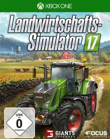 Verpackung von Landwirtschafts Simulator 17 [Xbox One]