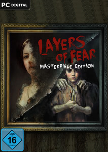 Verpackung von Layers of Fear: Masterpiece Edition [Mac]