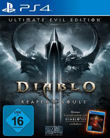 Verpackung von Diablo 3: Ultimate Evil Edition [PS4]