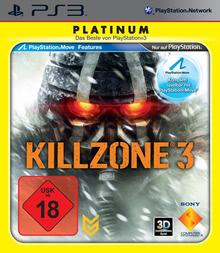 Verpackung von Killzone 3 Platinum [PS3]