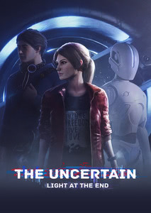 Verpackung von The Uncertain: Light At The End [PC]