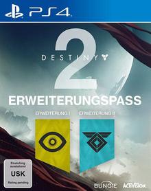 Verpackung von Destiny 2 Expansion Pass [PS4]