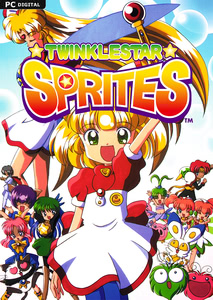 Packaging of Twinkle Star Sprites [PC]