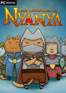 Verpackung von The Chronicles of Nyanya [PC]