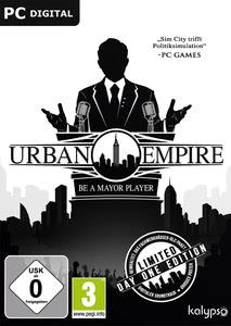 Verpackung von Urban Empire [PC]