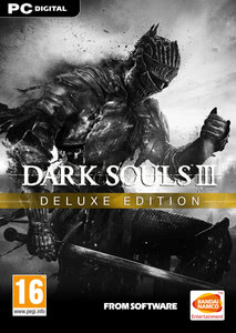 Packaging of Dark Souls 3 Deluxe [PC]
