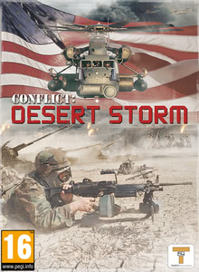 Packaging of Conflict: Desert Storm [PC]