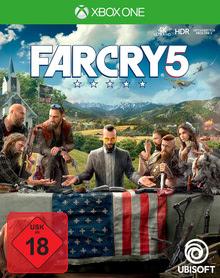 Verpackung von Far Cry 5 [Xbox One]