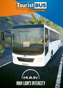 Packaging of Tourist Bus Simulator MAN Lion's Intercity [PC]