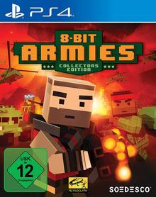 Verpackung von 8 Bit Armies Collector's Edition [PS4]