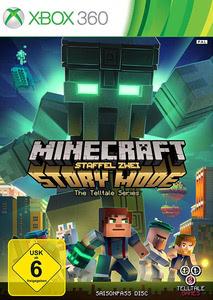Verpackung von Minecraft Story Mode: Season 2 Season Pass Disc [Xbox 360]