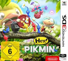 Verpackung von Hey! PIKMIN [3DS]