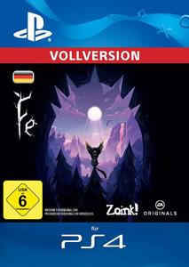 Verpackung von Fe - deutsches PSN-Konto [PS4]