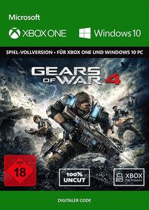 Verpackung von Gears of War 4 [Xbox One]