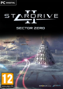 Packaging of StarDrive 2 Sector Zero DLC [PC]