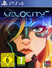 Verpackung von Velocity 2X: Critical Mass Edition [PS4]