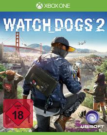 Verpackung von Watch Dogs 2 [Xbox One]