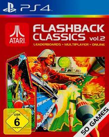 Verpackung von Atari Classics Vol. 2 [PS4]