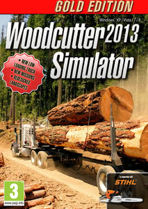 Packaging of Woodcutter Simulator 2013 Gold Edition [PC]