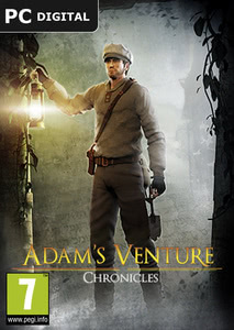 Packaging of Adam's Venture Chronicles [PC]