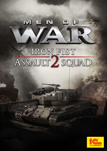 Verpackung von Men of War: Assault Squad 2 - DLC 1 - Iron Fist [PC]