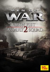 Packaging of Men of War: Assault Squad 2 - DLC 1 - Iron Fist [PC]