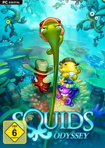 Verpackung von Squids Odyssey [PC]