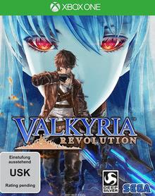 Verpackung von Valkyria Revolution Day One Edition [Xbox One]