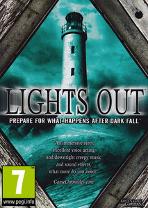 Packaging of Dark Fall 2: Lights Out [PC]