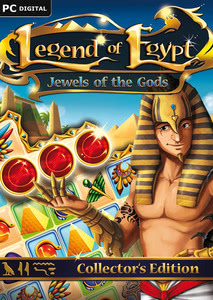 Verpackung von Legend of Egypt - Jewels of the Gods [PC]