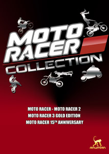 Packaging of Moto Racer Collection [PC]