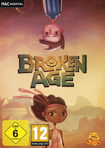 Packaging of Broken Age [Mac]