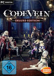 Verpackung von CODE VEIN Deluxe Edition [PC]