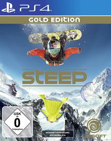 Verpackung von Steep Gold Edition [PS4]