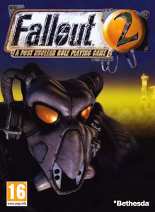 Packaging of Fallout 2 [PC]