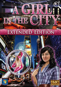 Verpackung von A Girl in the City - Extended Edition [PC]