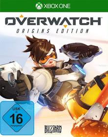Verpackung von Overwatch - Origins Edition [Xbox One]