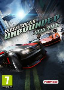 Packaging of Ridge Racer Unbounded - Full Pack [PC]