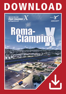 Packaging of FSX Roma-Ciampino X [PC]