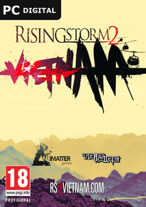Emballage de Rising Storm 2: Vietnam [PC]
