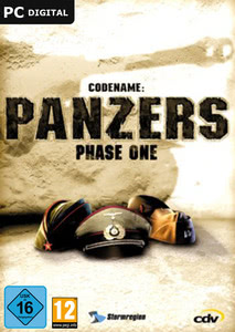 Verpackung von Codename Panzers Phase One [PC]
