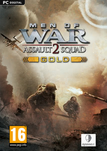 Packaging of Men of War : Assault Squad 2 - Gold Edition [PC]