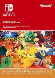 Verpackung von Pokémon Tekken DX Battle Pack [Switch]