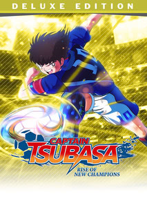Verpackung von Captain Tsubasa - Rise of New Champion - Deluxe [PC]